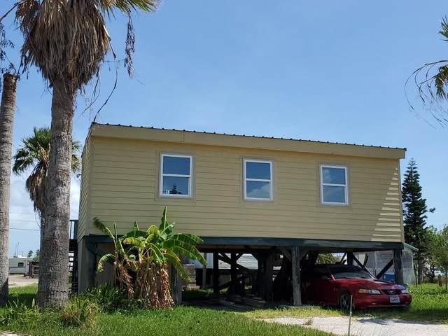203 S Gulf Street, Port Aransas, TX 78373 (MLS #370176) :: KM Premier Real Estate