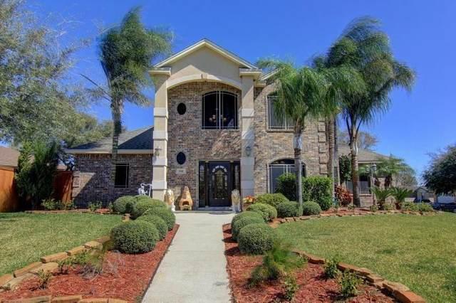 116 Horn Drive, Odem, TX 78370 (MLS #370220) :: RE/MAX Elite Corpus Christi
