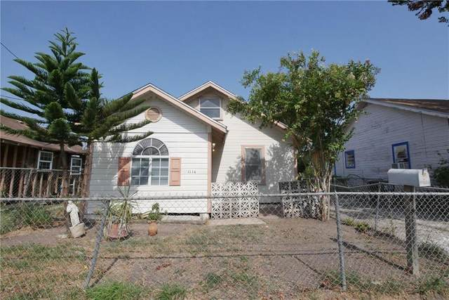 1114 11th Street, Corpus Christi, TX 78404 (MLS #370243) :: RE/MAX Elite Corpus Christi