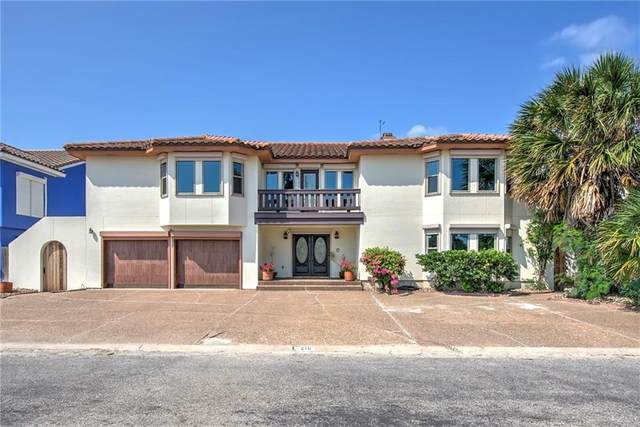 216 Bayview Drive, City By The Sea, TX 78336 (MLS #370262) :: South Coast Real Estate, LLC