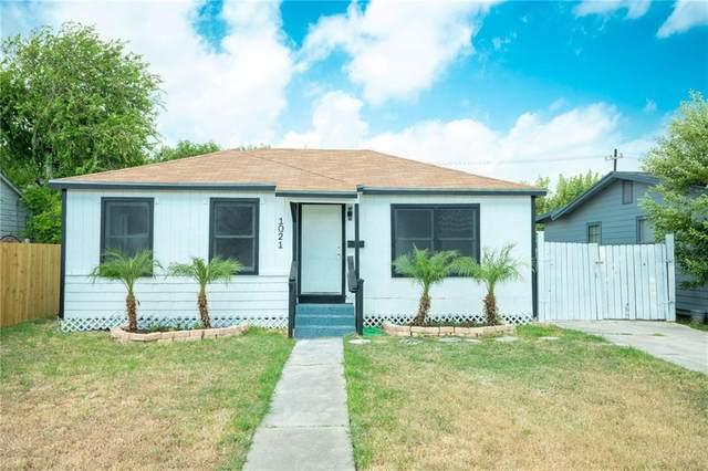 1021 Lum Avenue, Corpus Christi, TX 78412 (MLS #370305) :: Desi Laurel Real Estate Group
