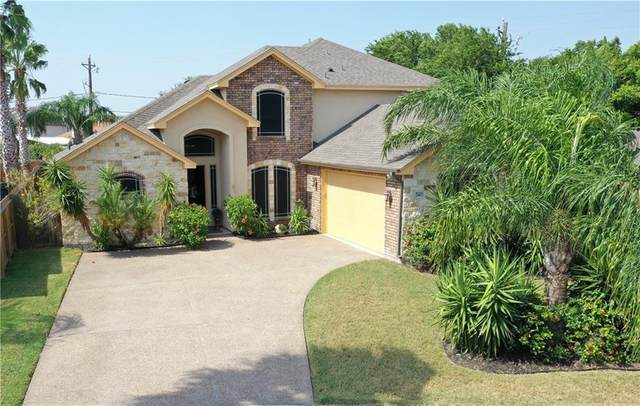 7401 Lake Windemere Drive, Corpus Christi, TX 78413 (MLS #370315) :: South Coast Real Estate, LLC