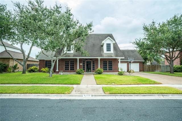 6260 Lemans Drive, Corpus Christi, TX 78414 (MLS #370406) :: South Coast Real Estate, LLC