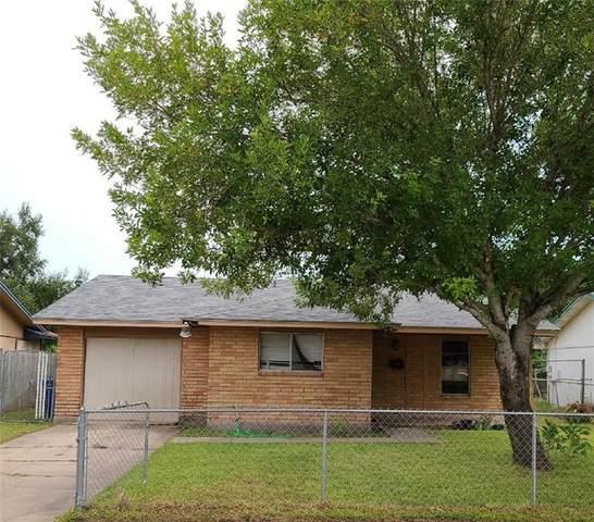 4818 Larkspur Lane, Corpus Christi, TX 78416 (MLS #370534) :: KM Premier Real Estate