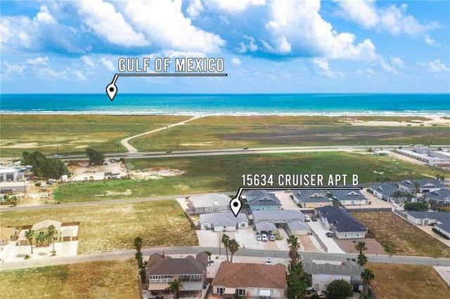 15634 Cruiser Street A&B, Corpus Christi, TX 78418 (MLS #370536) :: RE/MAX Elite Corpus Christi