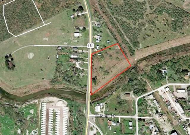 0 Hwy 181 (Right Side) Highway, Sinton, TX 78387 (MLS #370585) :: South Coast Real Estate, LLC