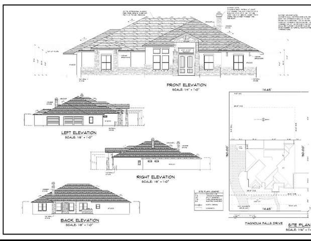 2009 Magnolia Falls Drive, Corpus Christi, TX 78415 (MLS #370616) :: South Coast Real Estate, LLC