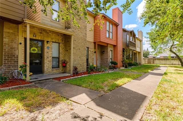 2705 Saint Joseph Street K, Corpus Christi, TX 78418 (MLS #370634) :: Desi Laurel Real Estate Group