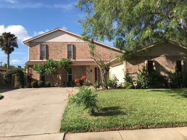 4218 Boros Dr, Corpus Christi, TX 78413 (MLS #370676) :: South Coast Real Estate, LLC