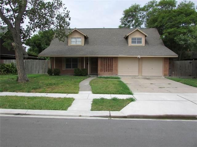 1025 Brock Drive, Corpus Christi, TX 78412 (MLS #370696) :: RE/MAX Elite Corpus Christi