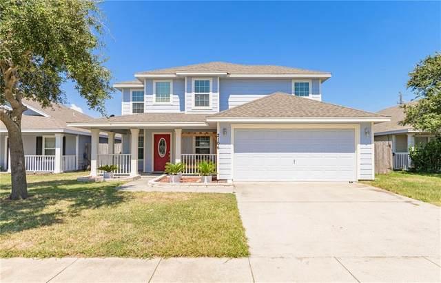 2106 Oakview Drive, Corpus Christi, TX 78418 (MLS #370727) :: South Coast Real Estate, LLC