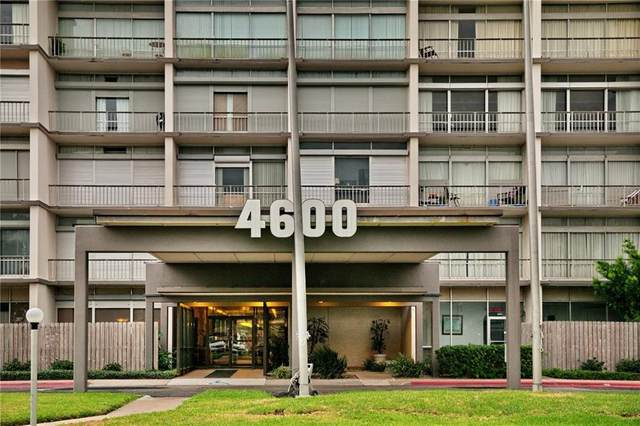 4600 Ocean Drive #202, Corpus Christi, TX 78412 (MLS #370732) :: KM Premier Real Estate