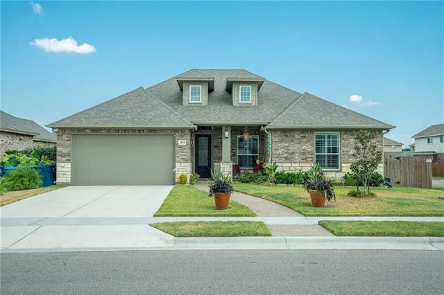 411 Gulfton Drive, Portland, TX 78374 (MLS #370748) :: South Coast Real Estate, LLC