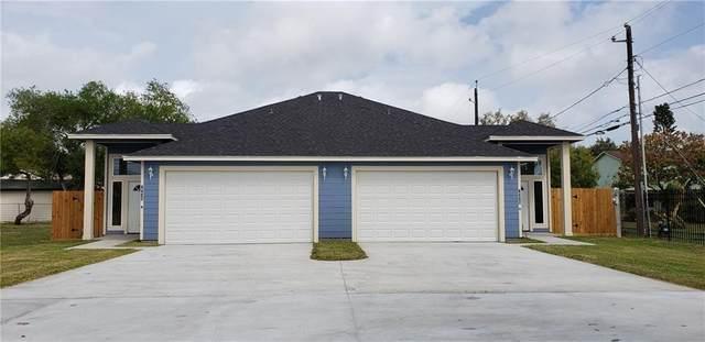 6402 Williams Drive A & B, Corpus Christi, TX 78412 (MLS #370814) :: Desi Laurel Real Estate Group