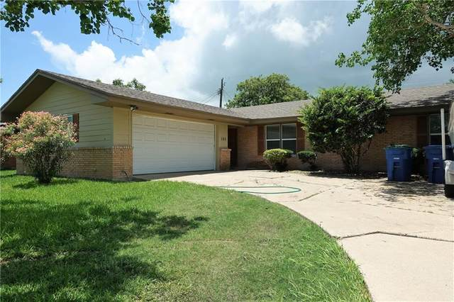 105 Carmel Drive, Portland, TX 78374 (MLS #370866) :: South Coast Real Estate, LLC