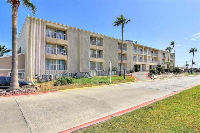 14300 S Padre Island Drive #69, Corpus Christi, TX 78418 (MLS #370905) :: RE/MAX Elite Corpus Christi