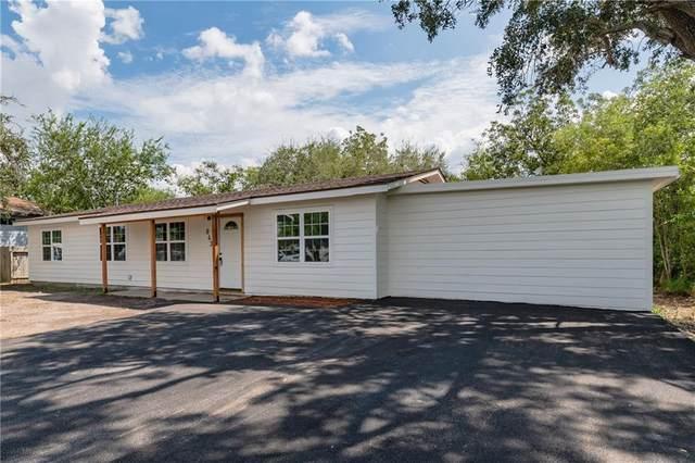 843 Booty Street, Sinton, TX 78387 (MLS #370945) :: South Coast Real Estate, LLC