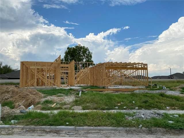 3033 Saint Eustatius Way, Corpus Christi, TX 78418 (MLS #370946) :: South Coast Real Estate, LLC