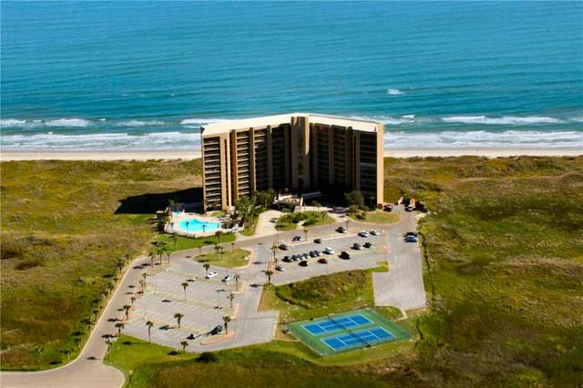 6745 Seacomber #103, Port Aransas, TX 78373 (MLS #370948) :: South Coast Real Estate, LLC