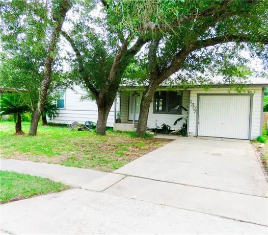 1307 Oak Park Drive, Aransas Pass, TX 78336 (MLS #370961) :: South Coast Real Estate, LLC