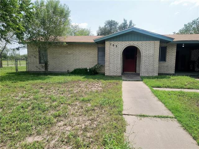 103 Encinal Street, Alice, TX 78332 (MLS #371008) :: Desi Laurel Real Estate Group
