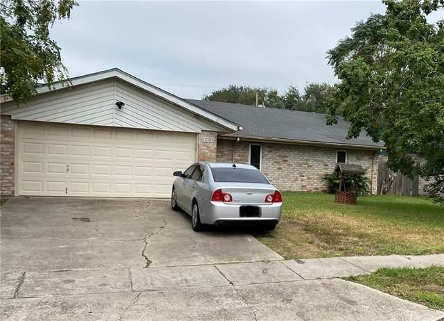 4009 Richwood, Corpus Christi, TX 78410 (MLS #371024) :: RE/MAX Elite Corpus Christi