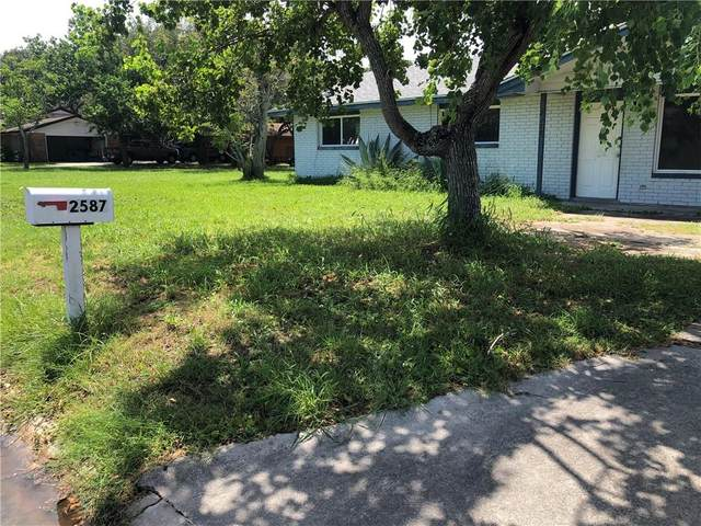 2587 Henretta Place, Ingleside, TX 78362 (MLS #371070) :: South Coast Real Estate, LLC