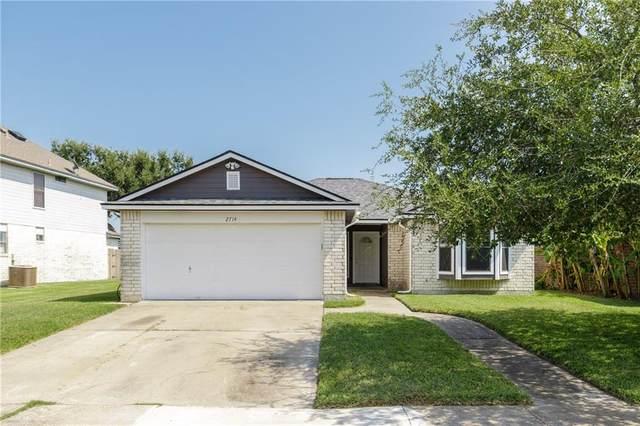 2714 Victoria Park Drive, Corpus Christi, TX 78414 (MLS #371078) :: South Coast Real Estate, LLC