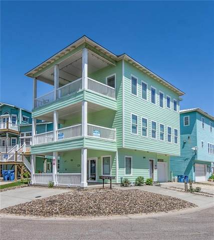 2075 Sand Point, Port Aransas, TX 78373 (MLS #371115) :: KM Premier Real Estate