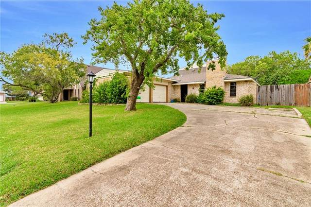 1503 Crestview Drive, Portland, TX 78374 (MLS #371117) :: KM Premier Real Estate