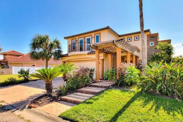 222 La Joya, Port Aransas, TX 78373 (MLS #371156) :: South Coast Real Estate, LLC