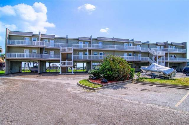 900 N Station St., Bay Tree D- 15/16, Port Aransas, TX 78373 (MLS #371160) :: South Coast Real Estate, LLC
