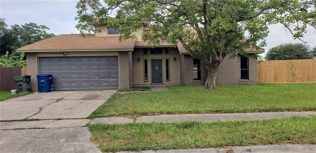 6801 Crosstimbers Drive, Corpus Christi, TX 78413 (MLS #371188) :: RE/MAX Elite Corpus Christi