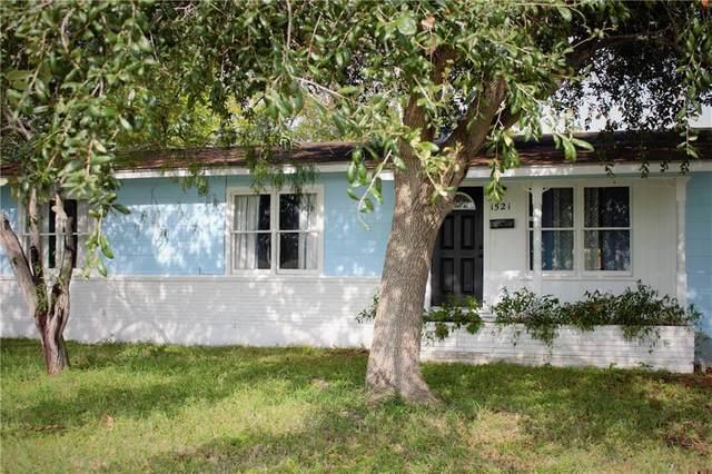 1521 Casa Grande Drive, Corpus Christi, TX 78411 (MLS #371191) :: South Coast Real Estate, LLC