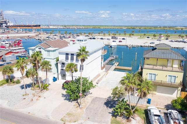 400 W Cotter Avenue, Port Aransas, TX 78373 (MLS #371220) :: South Coast Real Estate, LLC