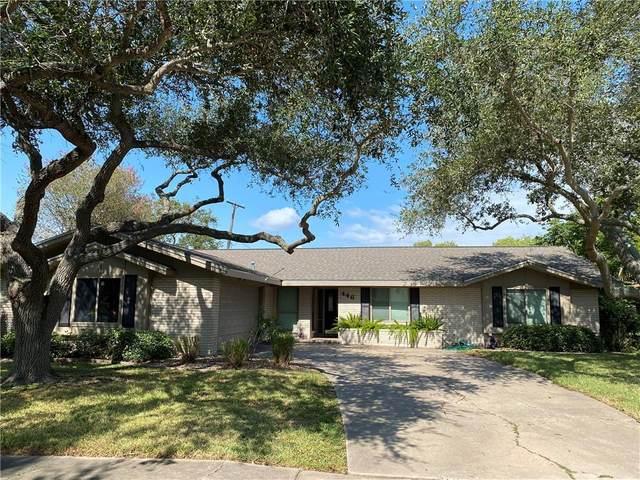 446 Montclair Drive, Corpus Christi, TX 78412 (MLS #371227) :: RE/MAX Elite Corpus Christi