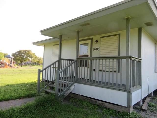 1605 Marshall Street, Corpus Christi, TX 78409 (MLS #371244) :: RE/MAX Elite Corpus Christi