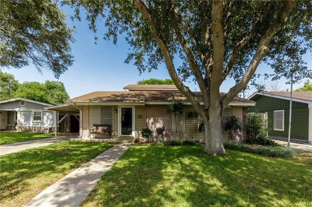 10638 Hurst Drive, Corpus Christi, TX 78410 (MLS #371248) :: KM Premier Real Estate