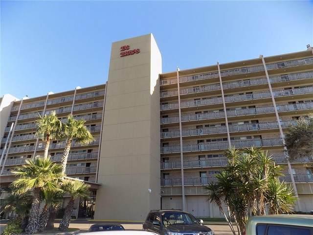 4000 Surfside Boulevard #809, Corpus Christi, TX 78402 (MLS #371252) :: South Coast Real Estate, LLC