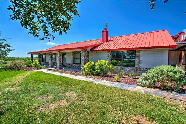2141 W County Road 303, Orange Grove, TX 78372 (MLS #371273) :: KM Premier Real Estate
