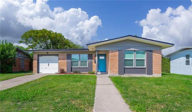 6014 Norvel Drive, Corpus Christi, TX 78412 (MLS #371276) :: RE/MAX Elite Corpus Christi