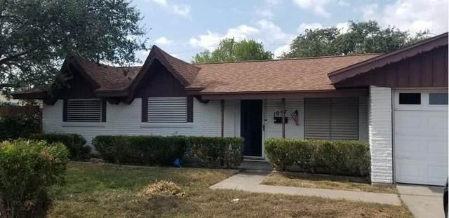 1057 Monette Drive, Corpus Christi, TX 78412 (MLS #371284) :: RE/MAX Elite Corpus Christi
