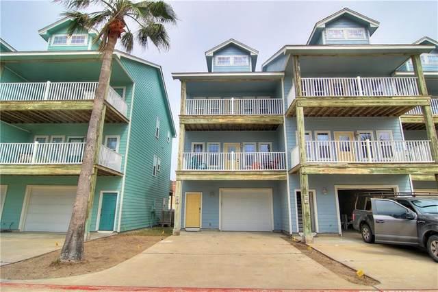 1833 Eleventh Street C1, Port Aransas, TX 78373 (MLS #371327) :: South Coast Real Estate, LLC