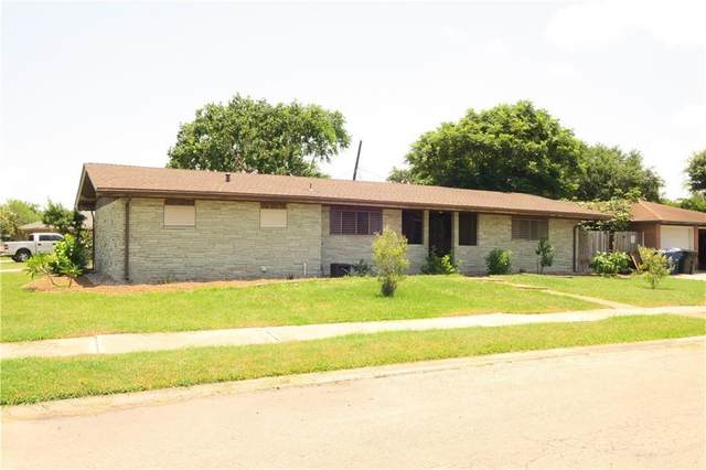 401 Ashland Drive, Corpus Christi, TX 78412 (MLS #371399) :: South Coast Real Estate, LLC