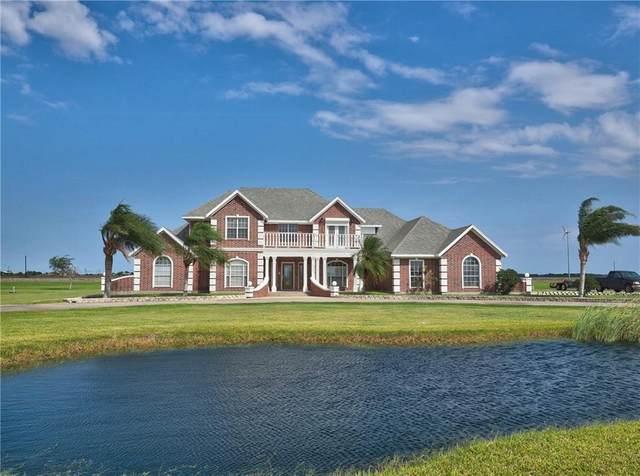 2182 County Road 53, Corpus Christi, TX 78415 (MLS #371432) :: South Coast Real Estate, LLC