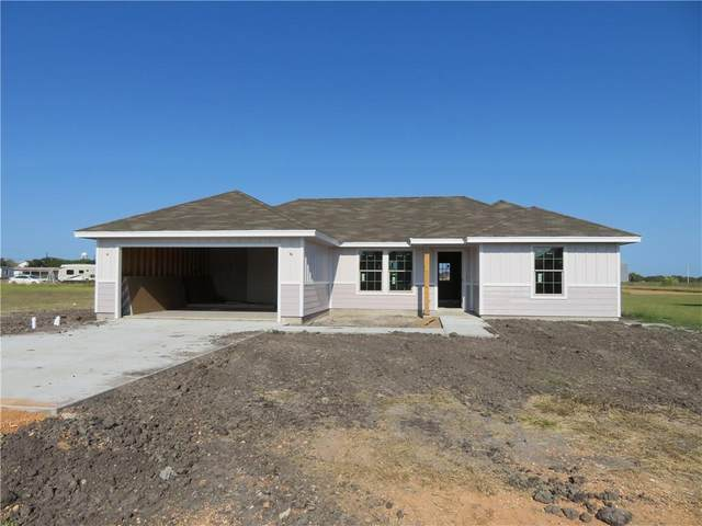 106 Atkinson, Orange Grove, TX 78372 (MLS #371510) :: KM Premier Real Estate