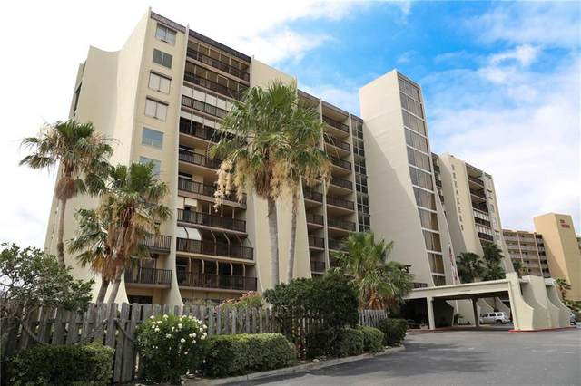 4242 Gulfbreeze Boulevard #303, Corpus Christi, TX 78402 (MLS #371521) :: KM Premier Real Estate