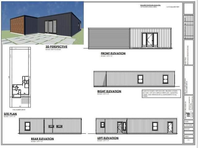 1706 Amber Drive, Corpus Christi, TX 78418 (MLS #371526) :: South Coast Real Estate, LLC