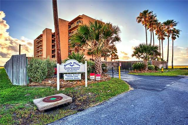 202 Reef Avenue #502, Corpus Christi, TX 78402 (MLS #371548) :: KM Premier Real Estate