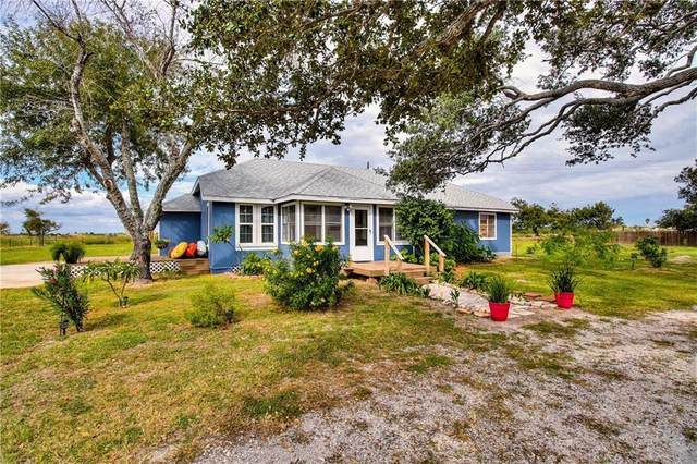 245 Milton Harrel, Rockport, TX 78382 (MLS #371560) :: South Coast Real Estate, LLC